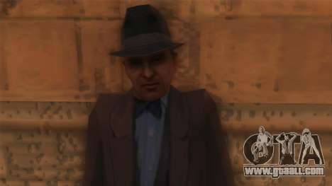 Sam from the mafia for GTA San Andreas third screenshot