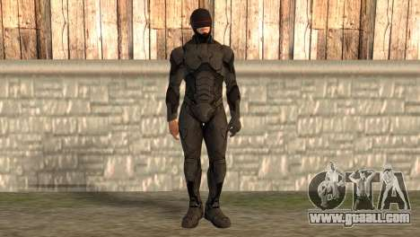 Robocop 2014 Movie Version for GTA San Andreas