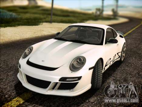 RUF RT12S for GTA San Andreas engine