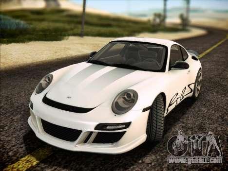 RUF RT12S for GTA San Andreas engine
