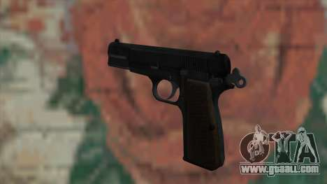 The gun from Fallout New Vegas for GTA San Andreas second screenshot