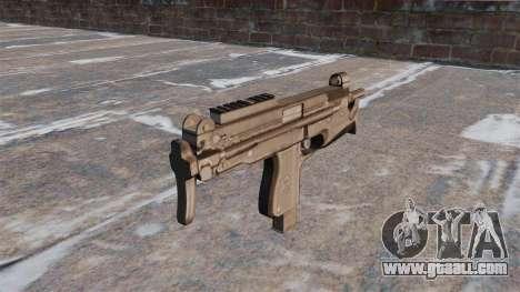 Submachine gun PM-98 Glauberyt for GTA 4 second screenshot