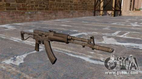 Automatic AEK-973 for GTA 4