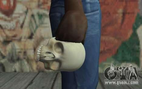 Skull for GTA San Andreas third screenshot