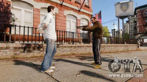 Hostage for GTA 4 second screenshot