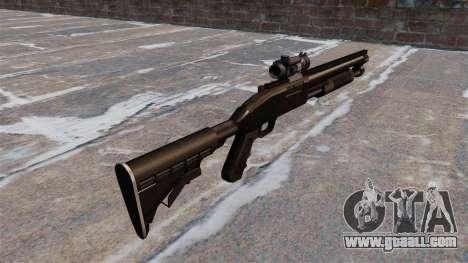 Tactical shotgun for GTA 4 second screenshot