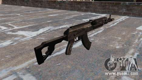 AK-103 for GTA 4 second screenshot