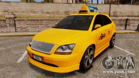 Habanero Taxi for GTA 4