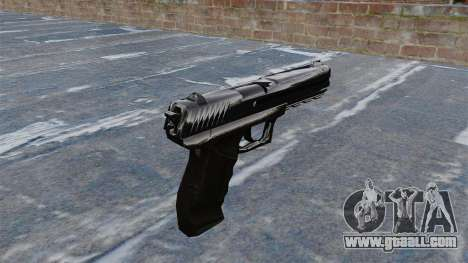 Gun Crysis 2 for GTA 4 second screenshot