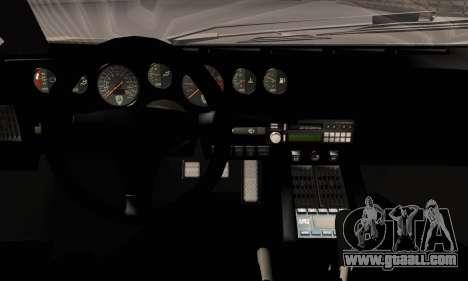 Lamborghini Countach 25th Anniversary for GTA San Andreas