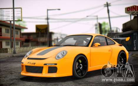 RUF RT12R for GTA San Andreas upper view