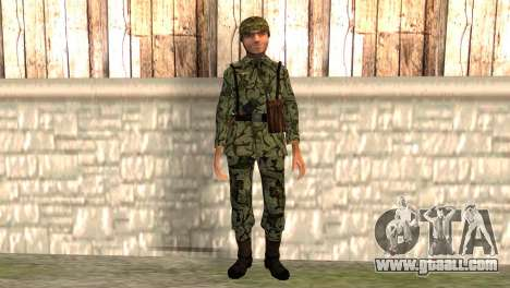 Fascist soldiers for GTA San Andreas