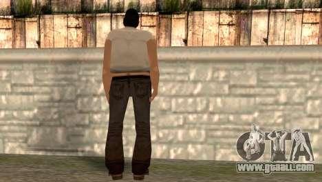 Umberto Robina for GTA San Andreas second screenshot