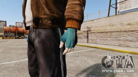 Gloves for GTA 4