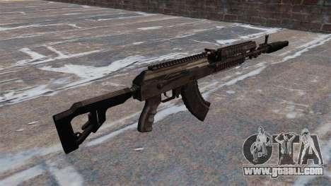 AK-103 for GTA 4 second screenshot