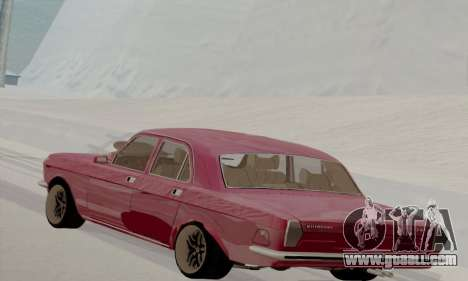 GAZ Volga 2410 Hot Road for GTA San Andreas