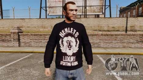 Sweater-Henleys- for GTA 4