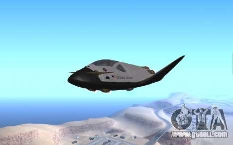 FARSCAPE modul for GTA San Andreas