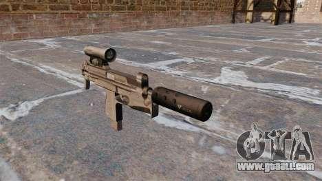 Submachine gun PM-98 Glauberyt for GTA 4