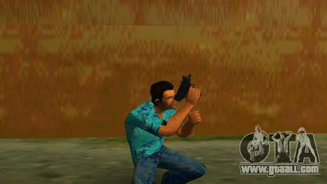 TLaD Micro SMG for GTA Vice City second screenshot