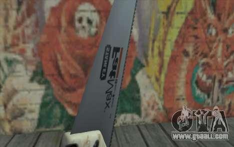 Wood saw for GTA San Andreas third screenshot