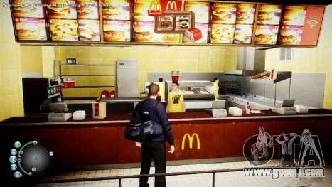 Big City Life script v0.2 for GTA 4 second screenshot
