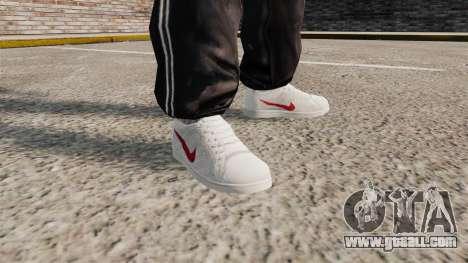 Sneakers Nike Classics for GTA 4