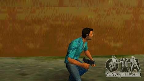 TLaD Micro SMG for GTA Vice City third screenshot
