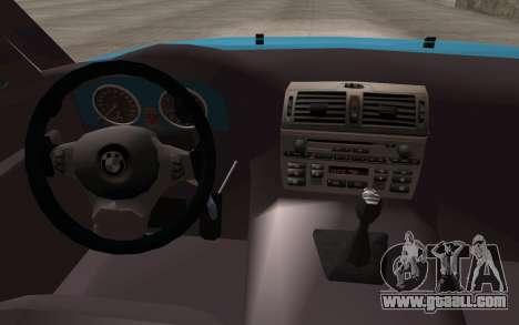 BMW 325Ci 2003 for GTA San Andreas
