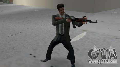 Kalashnikov for GTA Vice City