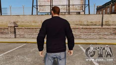 Sweater-Henleys- for GTA 4 second screenshot
