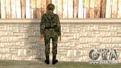 Fascist soldiers for GTA San Andreas second screenshot