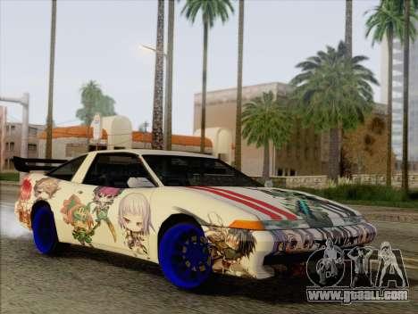 Uranus Grand Chase Texture for GTA San Andreas