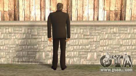 Mafia Boss for GTA San Andreas second screenshot