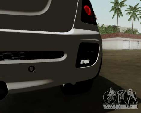MINI Cooper S 2012 for GTA San Andreas back view