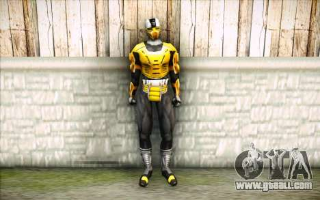 Cyrax for GTA San Andreas