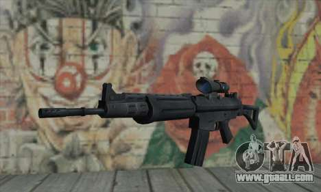 FN FNC for GTA San Andreas