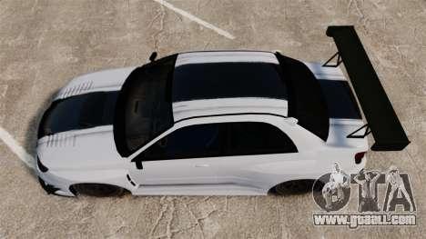 Subaru Impreza v2.0 for GTA 4 right view