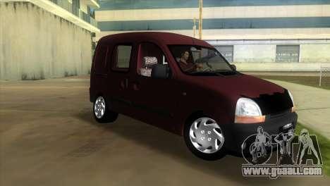 Renault Kangoo for GTA Vice City left view
