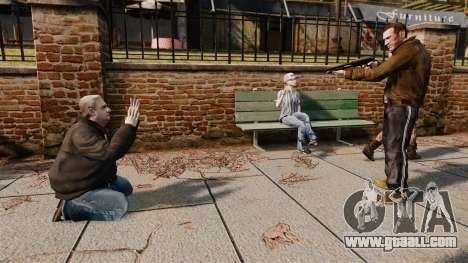 Hostage for GTA 4 third screenshot