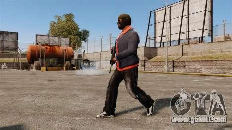 Franklin Clinton v2 for GTA 4 third screenshot