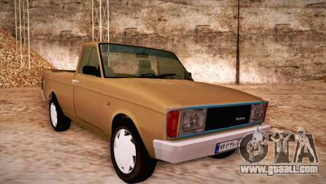 Ikco Paykan Pickup for GTA San Andreas