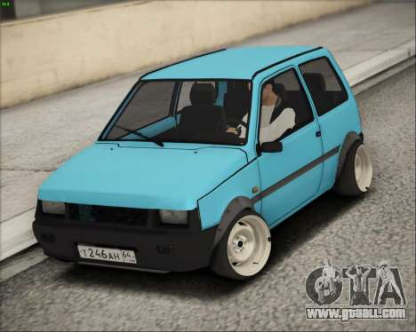 VAZ 1111 for GTA San Andreas right view