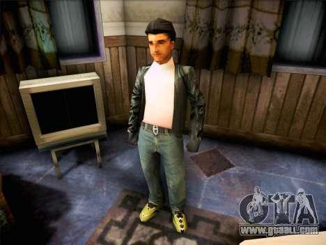 The Bandit of GTA Vice City for GTA San Andreas