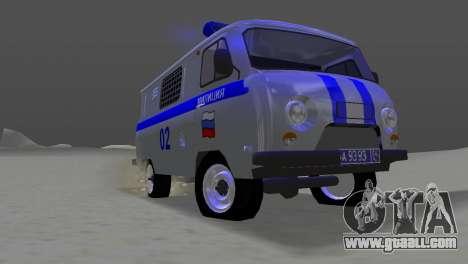 UAZ-3741 AUMONT for GTA Vice City