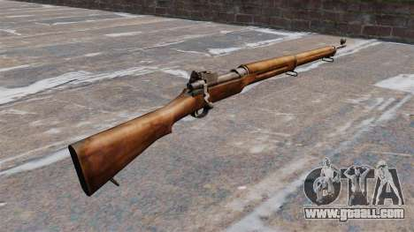M1917 Enfield Rifle for GTA 4 second screenshot