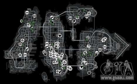 Big City Life script v0.2 for GTA 4 forth screenshot