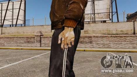 Gloves for GTA 4 third screenshot