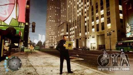 Big City Life script v0.2 for GTA 4