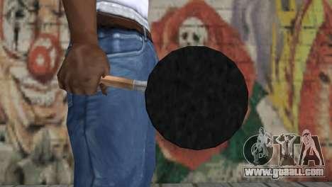 Frying Pan for GTA San Andreas third screenshot